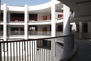 Shiv Nadar School-Building
