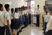 Shree Jee International School-Biology Lab