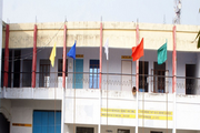 Shri Krishna Children Central Academy-Building