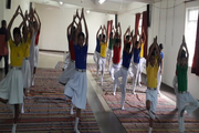 Siddharth International School- International Yoga Day