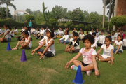 Amenity Public School-Yoga