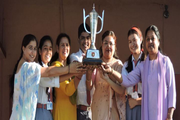 Army Public School-Award