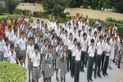 Kundan International School-Assembly