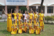 Modern Ways Model School-Dance