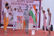 Happy Home Montessori School-Annal Day