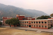 Nirmala Convent Senior Secondary School-Campus view