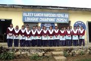 Rajeev Gandhi Navodaya Vidyalaya-Group Photo