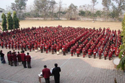 Saraf Public School-Morning Assembly