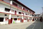 Siddharath Public School-Campus-View inside
