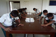 Jyotirmoy Public School-Biology-Lab