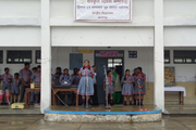 Kendriya Vidyalaya-Celebrations Of Sanskrit Day