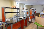Saraswati Devi International School-Biology Lab