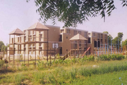 Eklavya School-Campus-View outer
