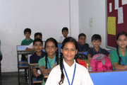 Madhav International School-Classroom senior