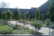 St Thomas Higher Secondary School-Campus View full