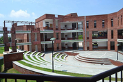 Shikshantar Senior Secondary School-Campus-View front