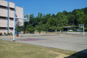 De Nobili School-Basket Ball Court