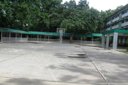 Hill Top School-Basket Ball Court