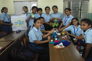 Narbheram Hansraj English School-Art And Craft