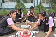 Vig English School-Art Festival