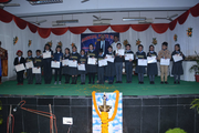 Andhra Association English School-Annual Prize Nite