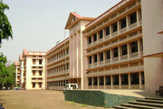 Ramakrishna Mission Lady Indrasingh English School-School Building