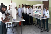 D S M School For Excellence-Chemistry Lab