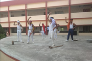 Carmel School-Dancing Activity
