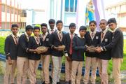 St Pius X English School-Activity