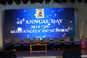 Holy Angels I S C School-Annual Day