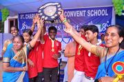 St Charles Borromeo Convent School-Prize Distribution