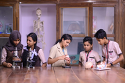 St Francis English Medium School-Biology Lab
