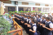 Jnanodaya Central School-Assembly