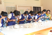 Darsana C M I International School-Biology Lab