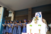 Cluny Convent High School-Assembly