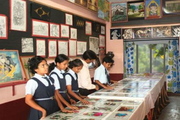 Sharada Residential School-Art Exhibition