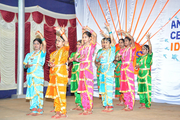 Sandur Girls Residential School-Annual Day