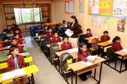 Global Vision International School-Class Room