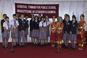General Thimmaiah Public School-Singing Activty