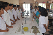 Anthony Claret School-Biology Lab