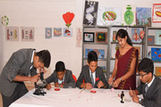 Nalanda Gurukula International School-Biology Lab