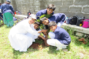 Flos Carmeli Convent School-World Environment Day