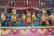 Oxford Public School Bengaluru-Cultural Day