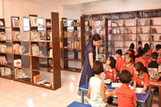 Arihant International Academy-Library