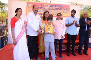 Kapol Vidyanidhi International School-Award