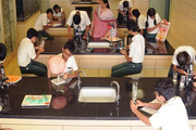 Jankidevi Public School-Biology Lab