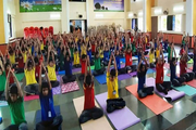 Ryan International School-Yoga