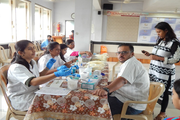Childrens Academy-Blood Donation Camp