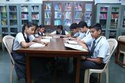 Sharada Gyan Peeth International School-Library
