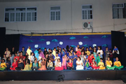 Akshara High School-Annual day